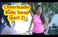 Cheerleader Bodyswap part 2
