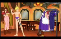 FF7 Cloud Crossdressing game