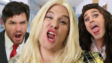 "Iggy Azalea ft. Charli XCX – ""Fancy"" PARODY"