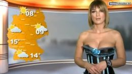 TG Weather Girl – Part 3 (By TG Creation)