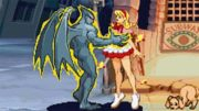 Transforming Opponent into Girl – Darkstalkers 3 Ryona – Midnight Bliss Collection
