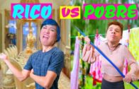 RICO VS POBRE 2 – Intercambio de cuerpos | El musical de Palomitas Flow !!!