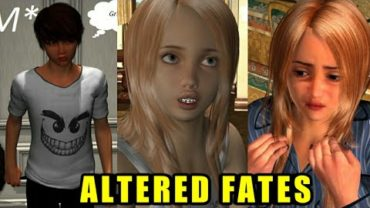 Altered Fates -Tg Transformation Story | tg tf | male to female transition.