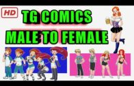 Latest tg tf  Comics by Darkoshen.Male to Female Transformations in HD.