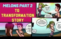 Melons Part 1 – Tg Transformation Story (mtf animation)