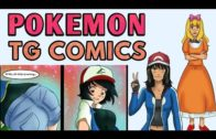 Pokemon tg transformation stories | Ash to Ashley | tg tf | tg animation