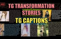 Guy is Turned into a Cheerleader – Tg Transformation Story | TG TF | Male to Female Transformation.