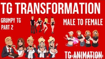 TG Transformation Sequence by Grumpy tg