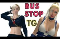 Bus Stop -Tg Transformation Story | tg tf | Mtf Transformation.