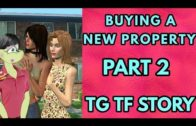 Buying a New Property Part 2 – Tg Transformation Story | Tg Tf | Male to Female | Forced Fem Comic
