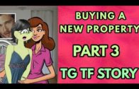Buying a New Property Part 3 – Tg Transformation Story | Tg Tf | Male to Female | Forced Fem Comic