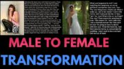 Male to Female Transformation | Forced Feminization | Tg Tf Captions.