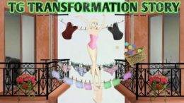 New Shoes For Julian – Tg Transformation Story | tg tf | Male to Female Transformation.
