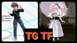 Rare Doll – Tg Transformation Story | tg tf | Male to Female Transformation.