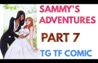 Sammy's Adventures Part 7 ft.Star Wars | Christmas | Harley Quinn | Joker | Halloween | Tg Tf