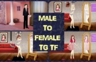 Valentine's Day – Tg Transformation Story | tg tf | Male to Female Transformation.