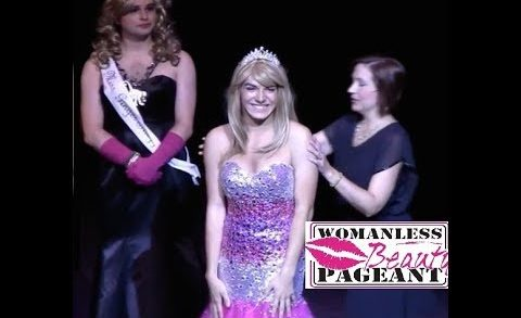 Womanless Beauty Pageant   Boys Transform Into Girls